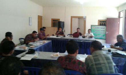 Sosialisasi Padat Karya Tunai  tingkat Desa