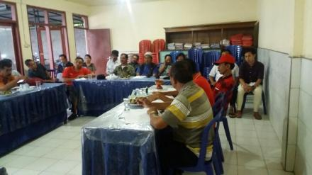 Musdes dalam Rangka Penyusunan Rencana Pembangunan Desa Tahun Anggaran 2019