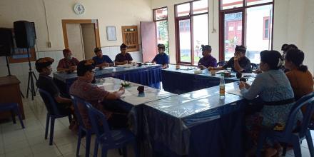 Rapat Internal Persiapan Penyusunan RKP Desa Tahun 2020